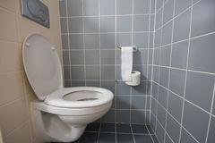 toilette гостиничного номера Стоковое Фото