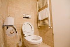 toilette arkivbilder
