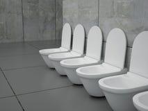 Toilette Imagen de archivo