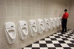 Toilette Images stock