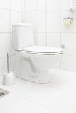 Toilette Images libres de droits
