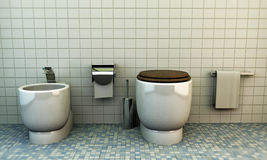Toilette Stock Images