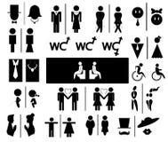 Toilette  Immagini Stock Libere da Diritti