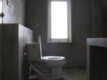 Toilette Stockbild