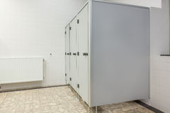 Toilette Photo stock