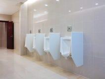 Toilette Stockfoto