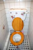 Toilette Photographie stock