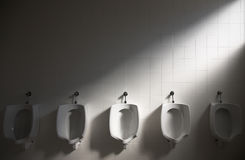 toilette Photos stock