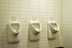 Toilette d'hommes Image stock