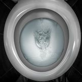 Toilette de l'eau Images libres de droits