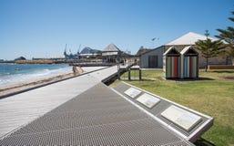 Toilette della spiaggia del ` s del bagnante Immagine Stock Libera da Diritti