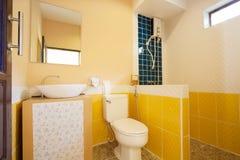 Toilette e bagno Fotografia Stock Libera da Diritti