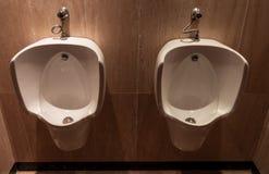 Toilette in einem Hotel stockfotografie