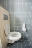 Toilette in hotel room. Modern toilette in hotel room Royalty Free Stock Photography
