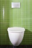 Toilette moderne Photographie stock libre de droits