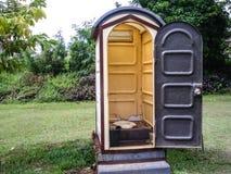 Toilette pubblica Immagine Stock Libera da Diritti
