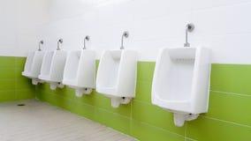 Toilette publique Photo stock