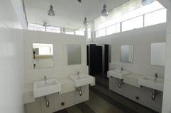 Toilette von Ara Damansara Mosque in Selangor, Malaysia Stockbild