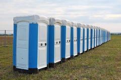 Toiletten Lizenzfreies Stockfoto