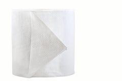 Toiletten-Rolle Lizenzfreies Stockfoto