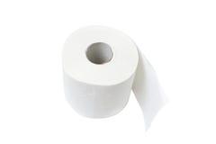 Toilettenpapier stockfoto