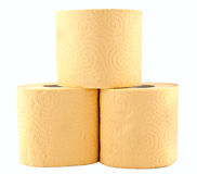 Toilettenpapier Lizenzfreies Stockbild