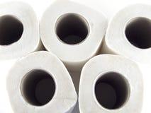 Toilettenpapier Stockbild