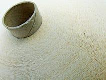 Toilettenpapiermakro Lizenzfreies Stockfoto