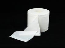 Toilettenpapierrolle lizenzfreies stockfoto