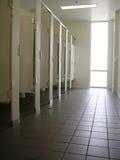 Toilettes publiques Image libre de droits