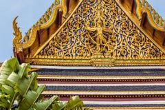 Toit de Bouddha photos stock