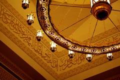 Toit de mosquée Image stock