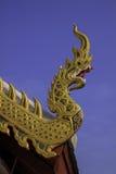 Toit de Naga Image libre de droits