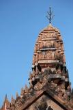 Toit de temple Images libres de droits