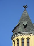 Toit de vieux Riga Photos libres de droits