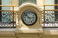 Toit en verre dans la GOMME Moscou Photographie stock libre de droits