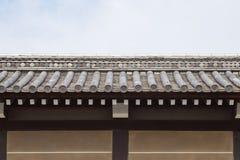 tuiles de toit japonaises de temple photo stock image du bouddhisme ligne 31597966. Black Bedroom Furniture Sets. Home Design Ideas