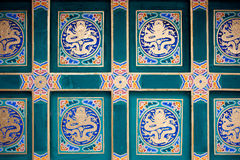 Toit oriental Photos libres de droits