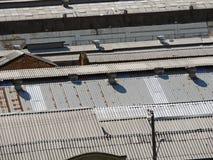 toits Photos libres de droits