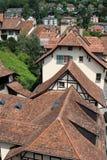 Toits de Berne Images stock