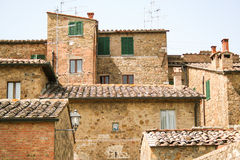 Toits toscans Images libres de droits