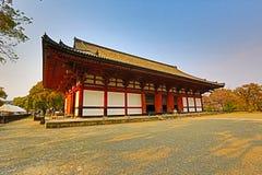 Toji寺庙,京都,日本 免版税库存照片