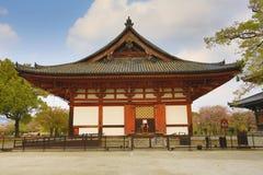 Toji tempel, Kyoto, Japan Arkivbilder
