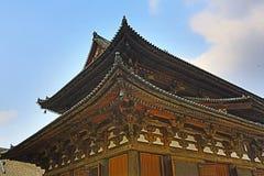 Toji tempel, Kyoto, Japan Royaltyfria Foton