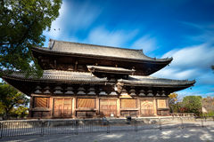 Toji temple Royalty Free Stock Image