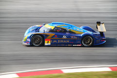 Tokai Dream 2, SuperGT 2010 Royalty Free Stock Photo
