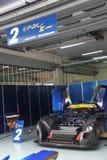 Tokai Dream team garage, SuperGT 2010 royalty free stock photos