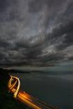 tokaido θύελλας της Ιαπωνίας Στοκ Εικόνα