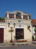Tokaj. The historic old Tokaj Hungary Stock Photo
