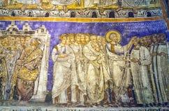 Tokali Kilise, Church of the Buckle in Cappadocia, Turkey Royalty Free Stock Photo